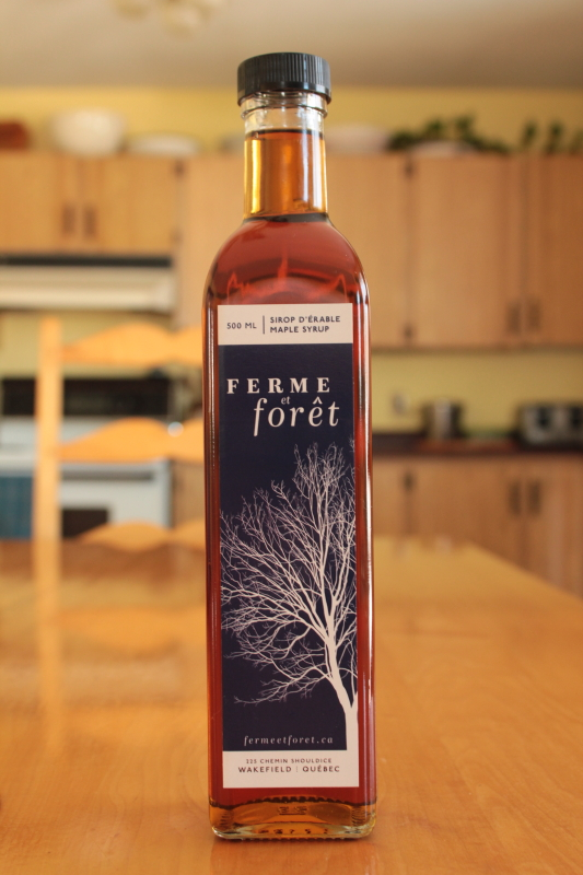 Ferme et Foret maple syrup
